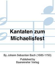 Kantaten zum Michaelisfest