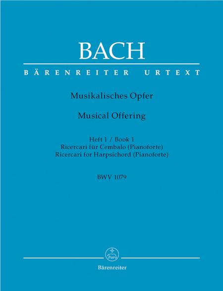 Musical Offering, Volume 1