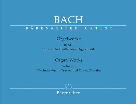 Organ Works, Volume 3
