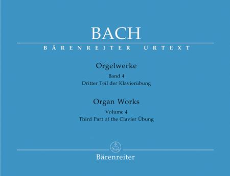 Organ Works, Volume 4