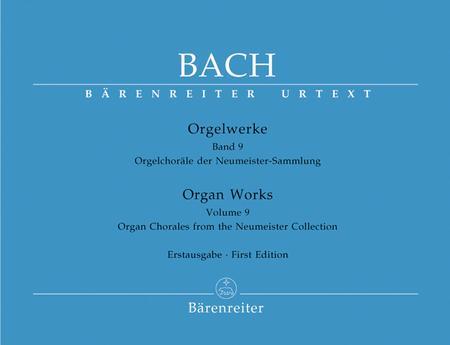 Organ Works, Volume 9