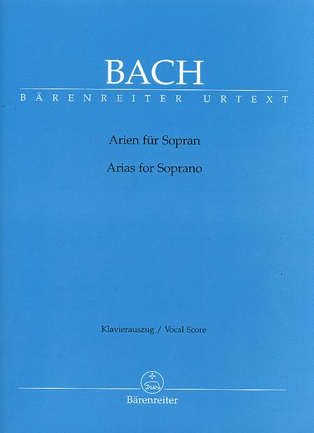 The Aria Book. Soprano for Soprano