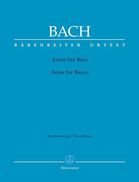 The Aria Book - Bass