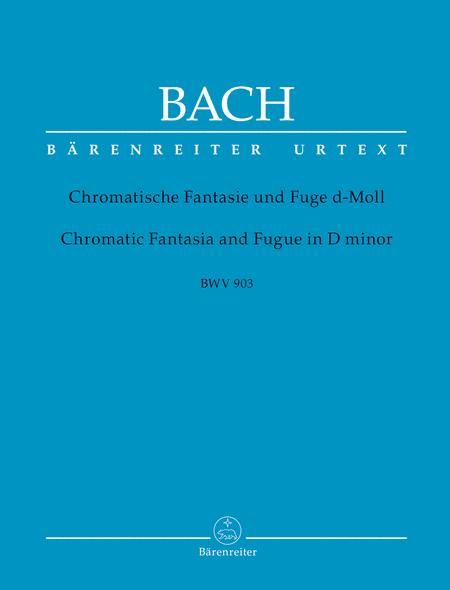 Chromatic Fantasy And Fugue In D Minor, BWV 903