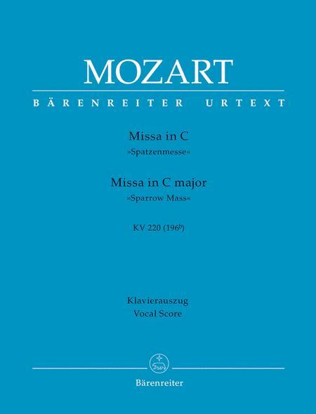 Missa In C Major