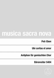 Ubi caritas et amor (1964) (In memoriam Johannis XXIII)