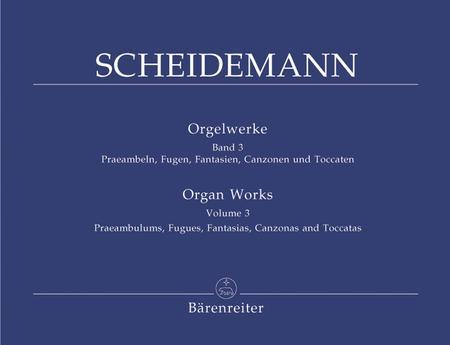 Organ Works, Volume 3