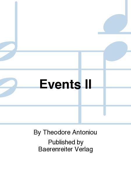 Events II