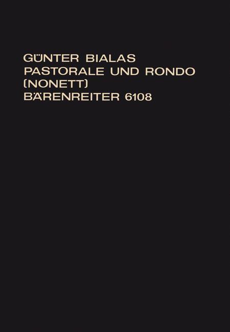 Pastorale und Rondo (1969)