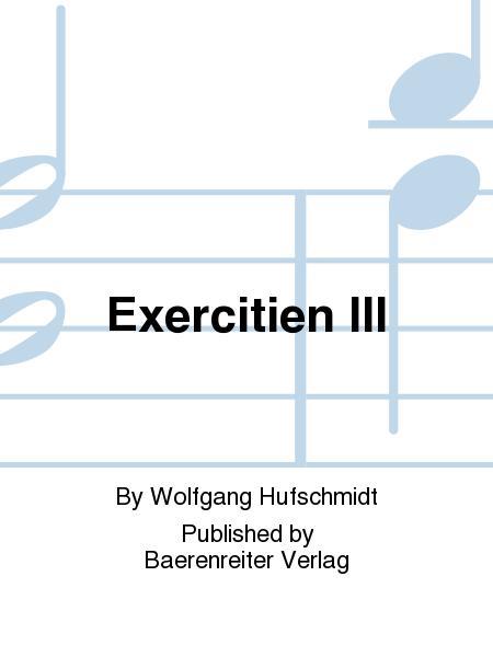 Exercitien III