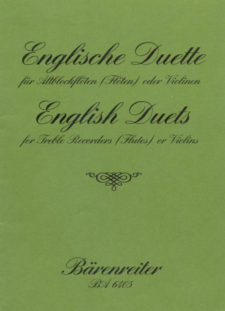 Englische Duette