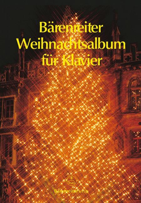 Barenreiter Weihnachtsalbum