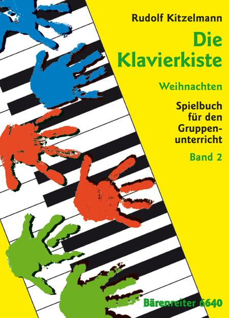Die Klavierkiste, Band 2: Weihnachten