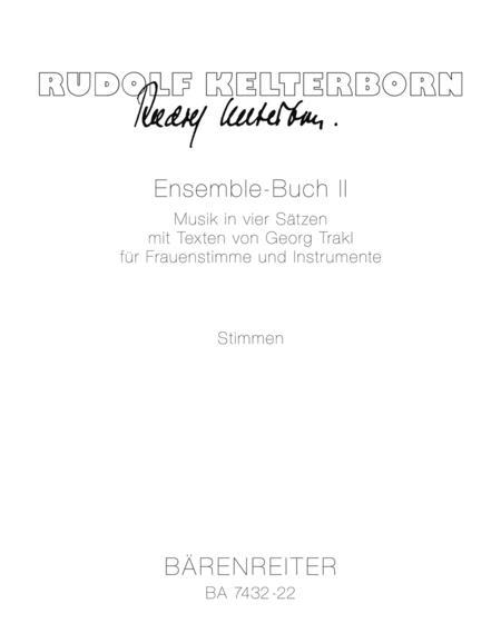 Ensemble-Buch II