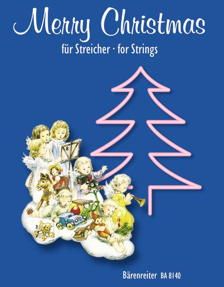 Merry Christmas for Strings and Winds