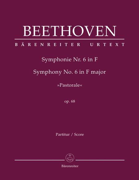 Symphony, No. 6 F major, Op. 68 'Pastorale'