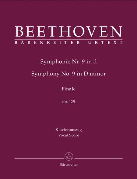 Beethoven Symphony No. 9