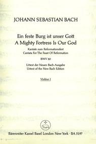A Mighty Fortress is Our God, BWV 80