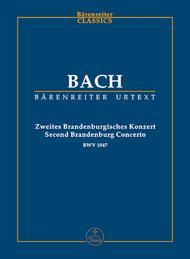 Brandenburg Concerto, No. 2 F major BWV 1047