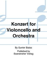 Konzert for Violoncello and Orchestra