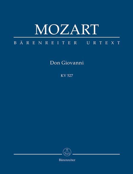 Don Giovanni, KV 527