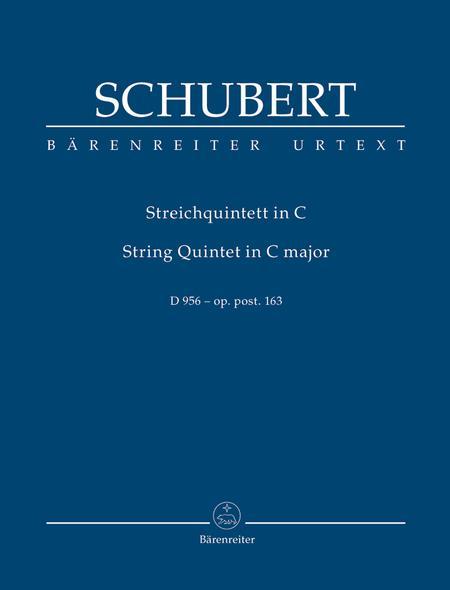 String Quintet C major, Op. post.163 D 956