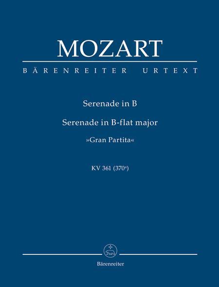 Serenade In Bb Major, K. 361