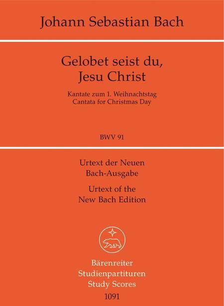Gelobet seist du, Jesu Christ, BWV 91