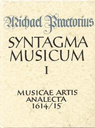 Musicae artis analecta