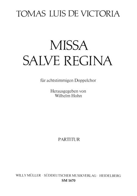 Missa Salve Regina