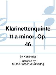 Klarinettenquintett a minor, Op. 46