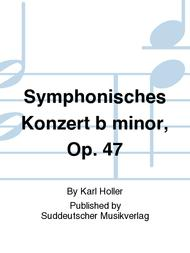 Symphonisches Konzert b minor, Op. 47
