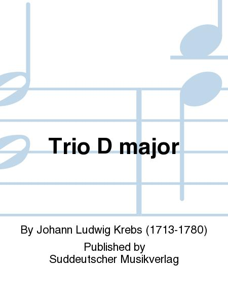 Trio D major