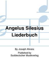 Angelus Silesius Liederbuch