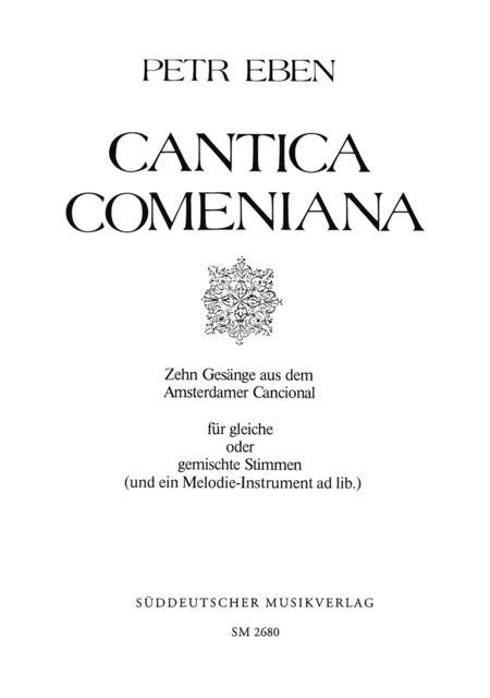 Cantica Comeniana