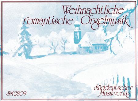 Romantic Christmas Organ Music