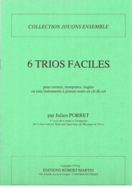 SIX Trios Faciles