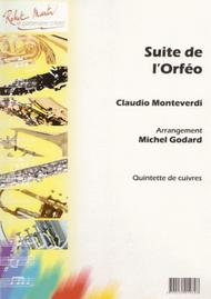 Suite de l'Orfeo, Orgue Ad Lib