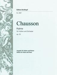 Poeme in Eb major Op. 25