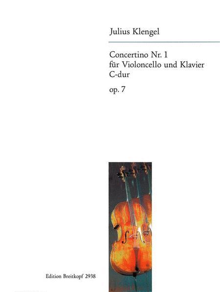 Concertino Nr. 1 C-dur op. 7