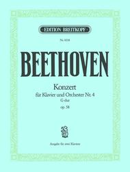 Piano Concerto Nr. 4 op. 58