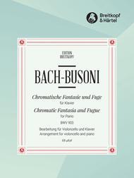 Chromatic Fantasia and Fugue BWV 903