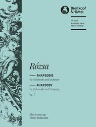 Rhapsodie op. 3