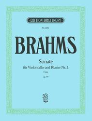 Sonata No. 2 in F major Op. 99