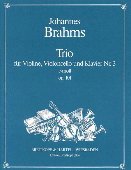 Piano Trio No. 3 in C minor Op. 101
