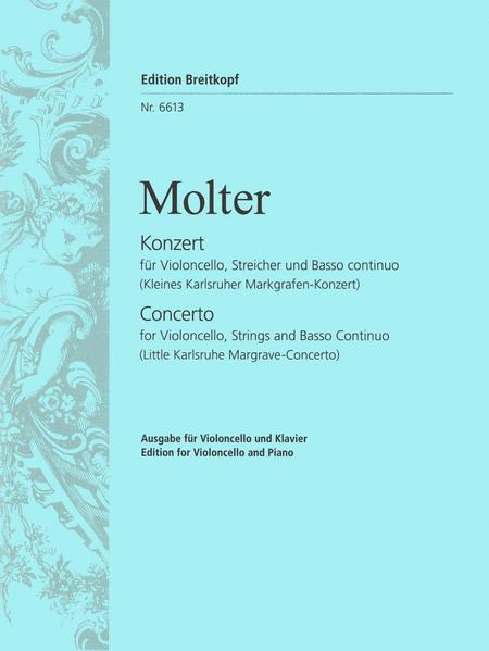 Violoncello Concerto in C major