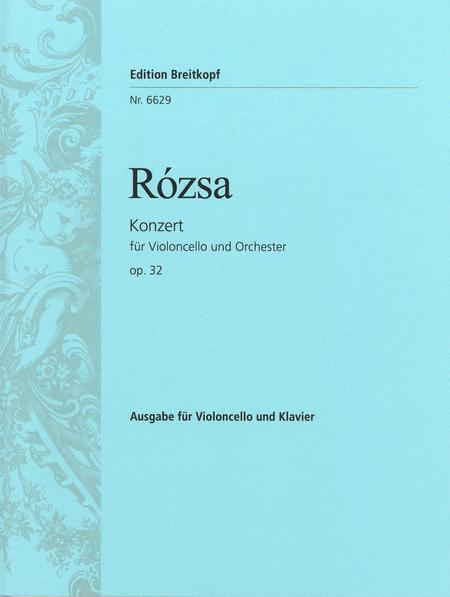 Violoncello Concerto Op. 32