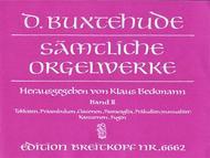 Samtliche Orgelwerke, Band II