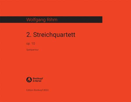 String Quartet No. 2 Op. 10