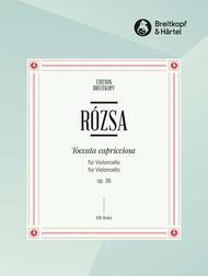 Toccata capricciosa Op. 36